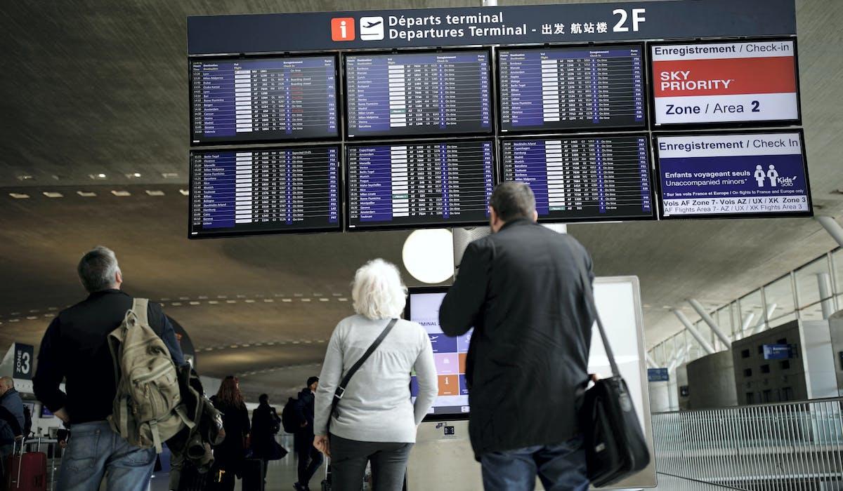 Le Groupe ADP exploite notamment l'aéroport de Roissy-Charles de Gaulle.