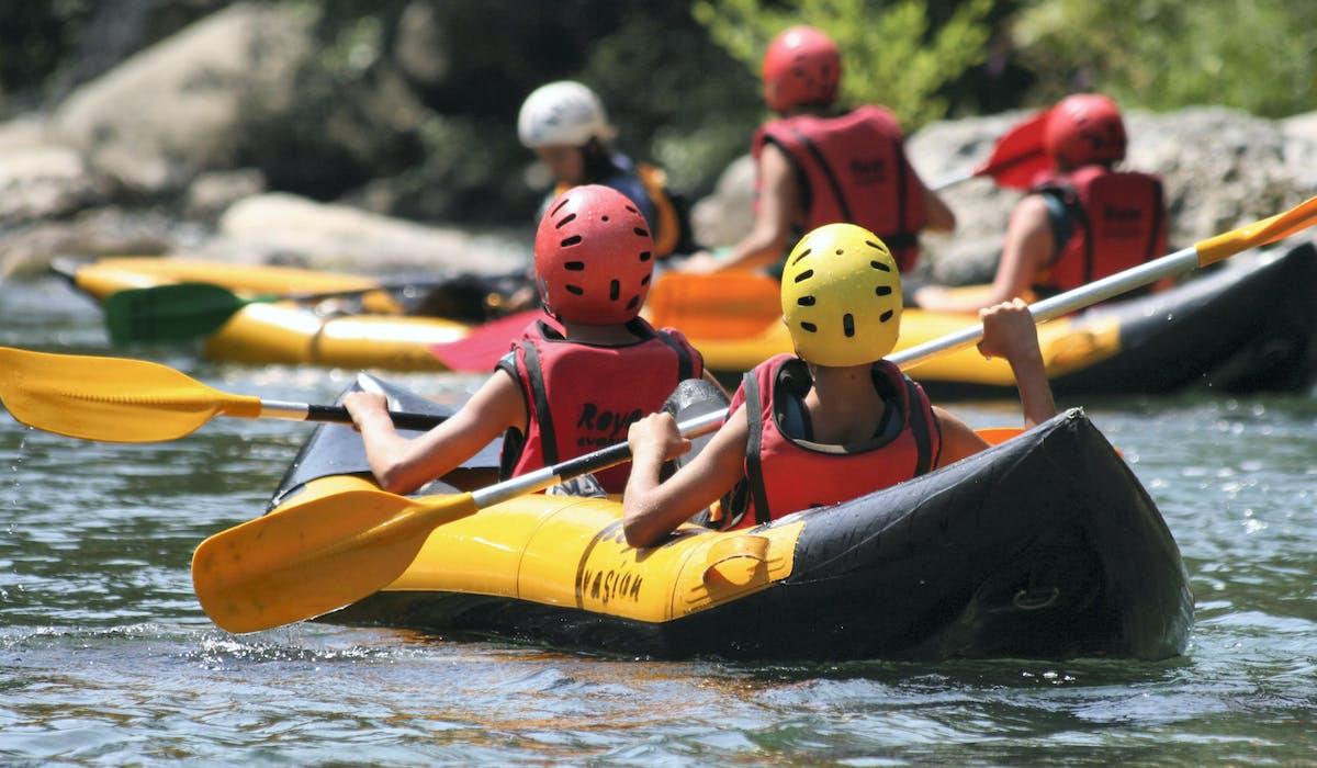 L'occasion de faire plus de sport que d'habitude et de pratiquer des activités nouvelles.