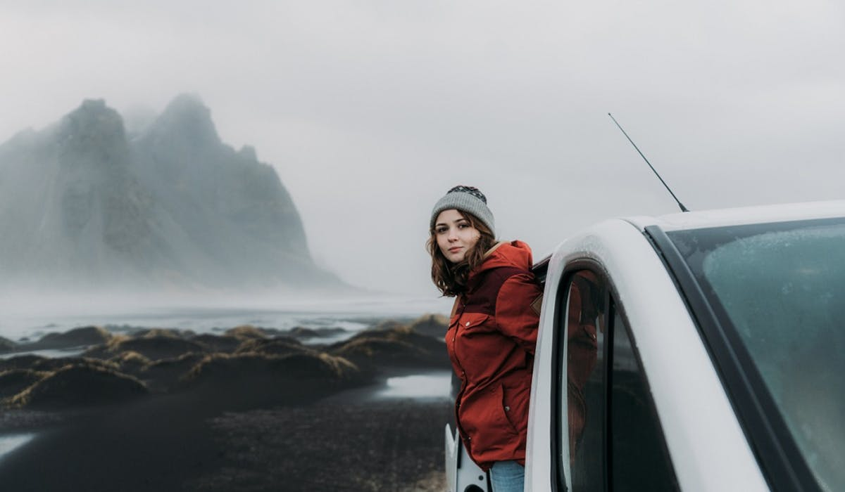 En Islande, il est conseillé de souscrire une assurance qui couvre les projections de sables et de cendres volcaniques.