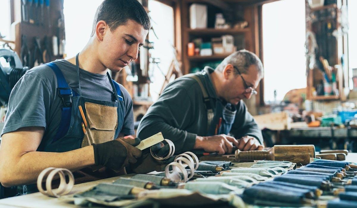 Un apprenti peut être déclaré inapte à son poste par le médecin du travail.