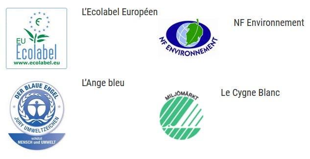 Les labels écologiques