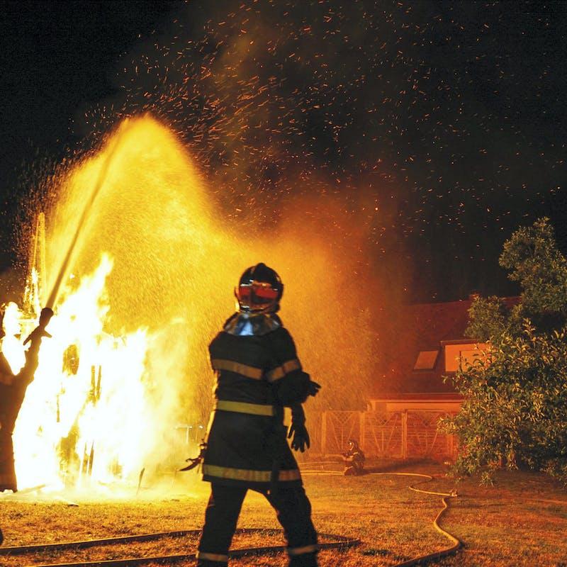 Hausse des indemnités versées aux sapeurs-pompiers volontaires