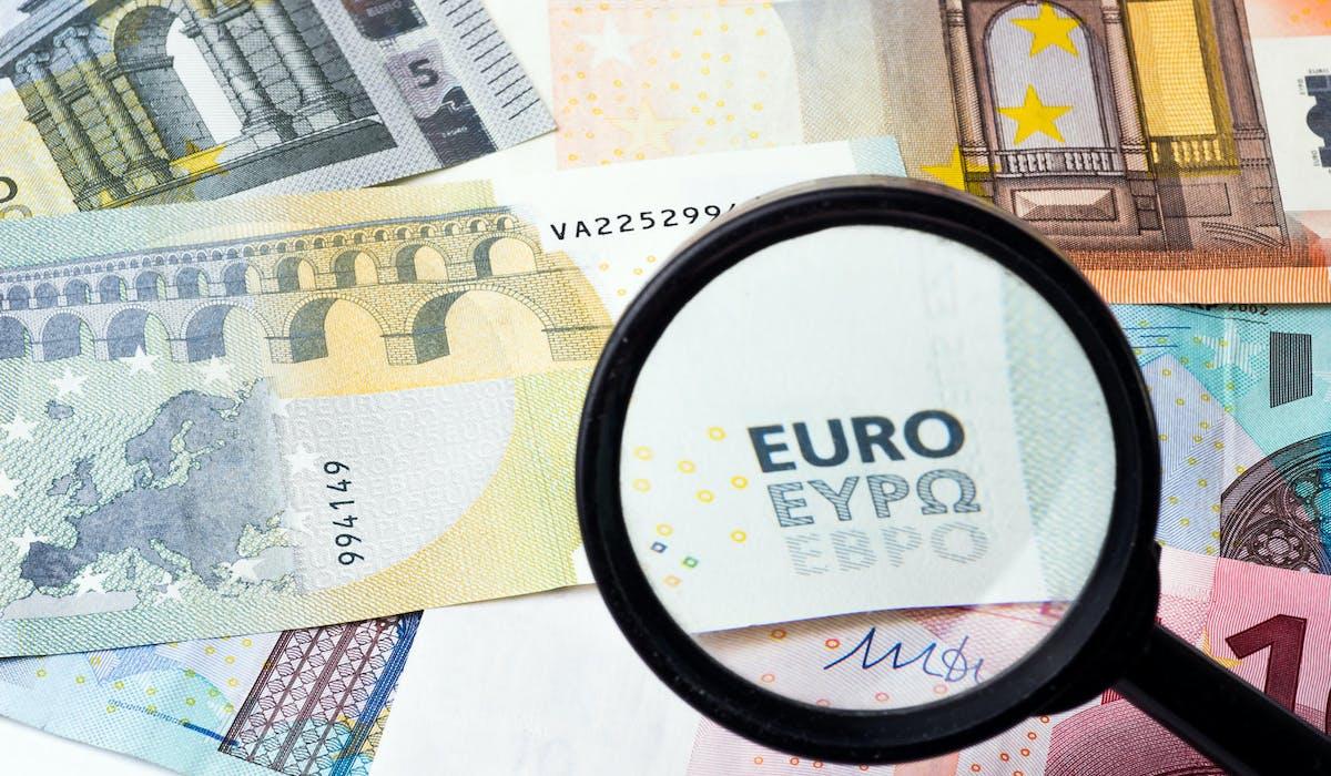 Des fausses coupures de 5, 10, 20 et 50 € circulent en France.