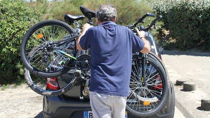 Décathlon rappelle des barres de porte-vélos B'Twin