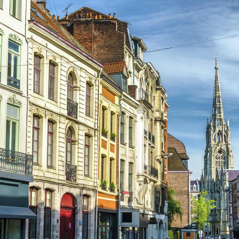 Acheter un bien immobilier à Lille