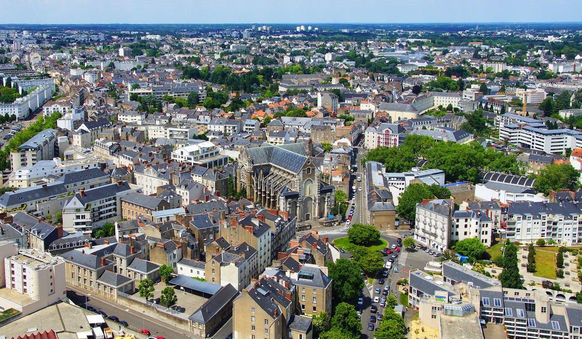 L'offre immobilière est sous tension à Nantes.