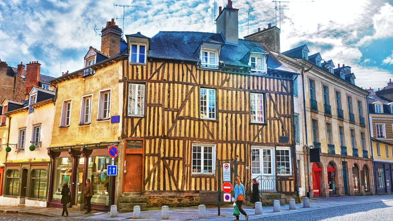Acheter un bien immobilier à Rennes