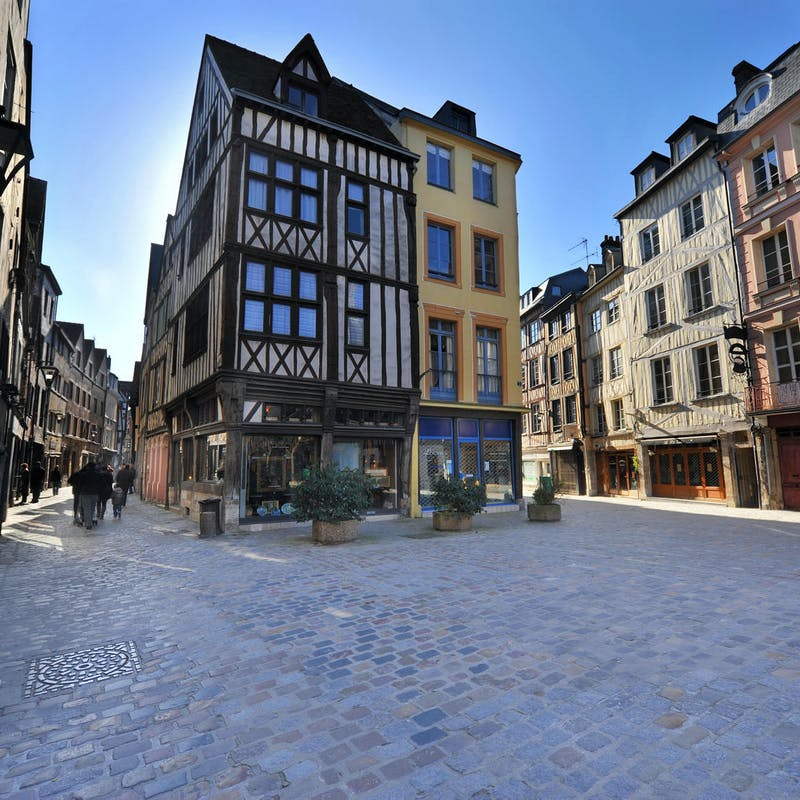 Acheter un bien immobilier à Rouen