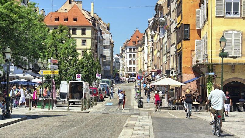 Acheter un bien immobilier à Strasbourg
