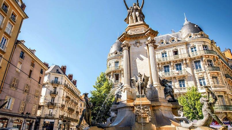 Acheter un bien immobilier à Grenoble