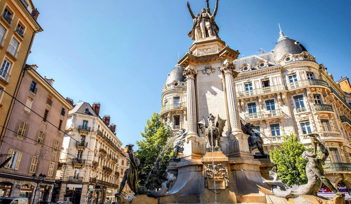 Investissement immobilier à Grenoble