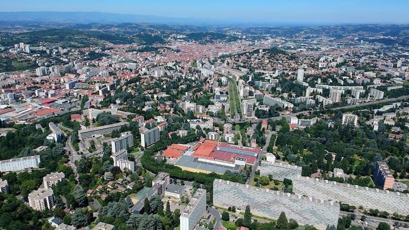 Acheter un bien immobilier à Saint-Étienne