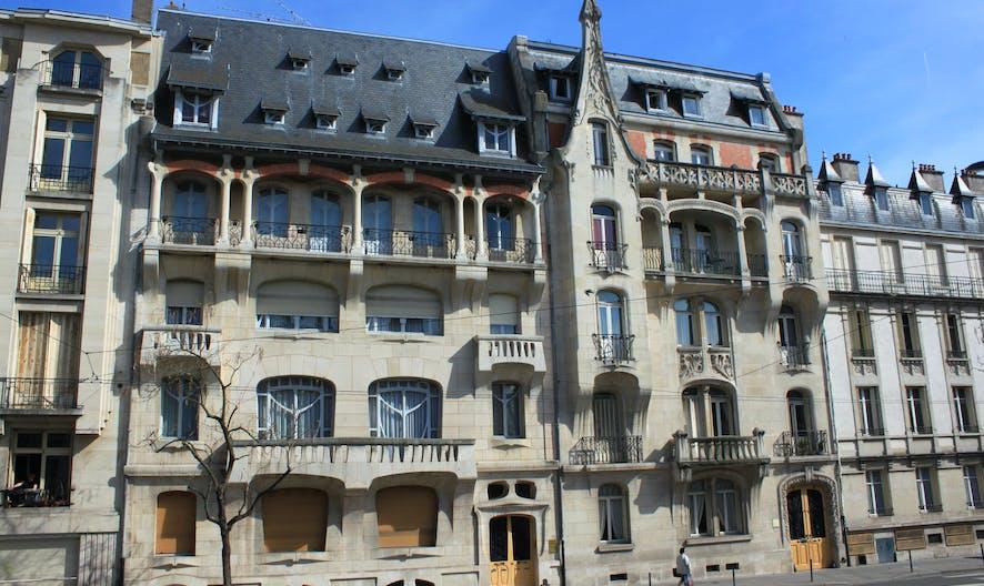 Acheter un bien immobilier à Nancy