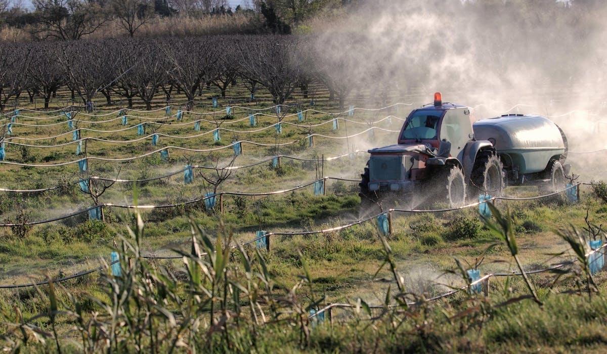 Un décret à venir doit mieux encadrer les épandages de pesticides.