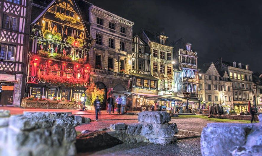 Acheter un bien immobilier à Caen