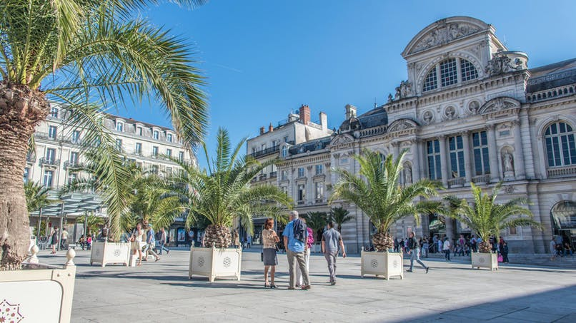 Acheter un bien immobilier à Angers