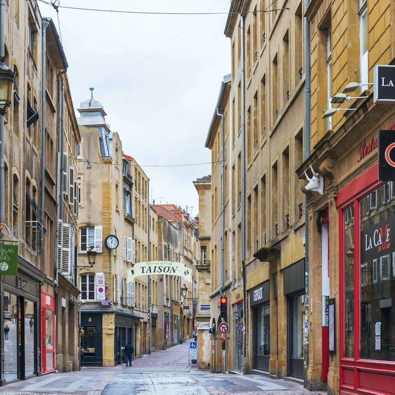 Acheter un bien immobilier à Metz