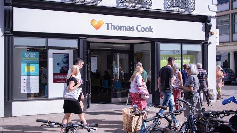 Faillite de Thomas Cook : que va-t-il se passer pour les clients français ?