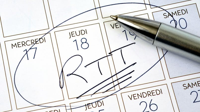 Travail : les RTT prolongent la période d'essai