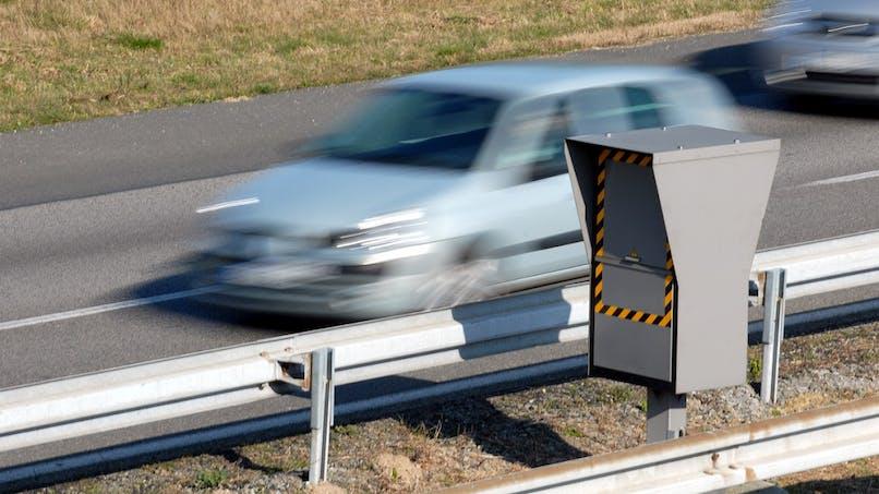 Voiture : les radars automatiques pourront sanctionner le défaut d'assurance