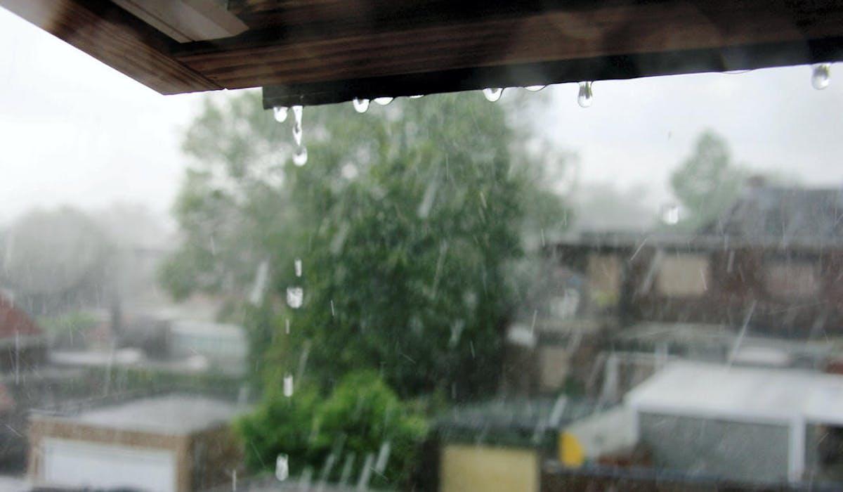 L'évacuation des eaux de pluie