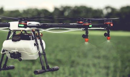 Les épandages de pesticides par drone sont désormais autorisés