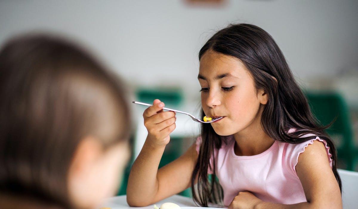 Les restaurants scolaires vont devoir proposer aux élèves au moins un menu végétarien par semaine.