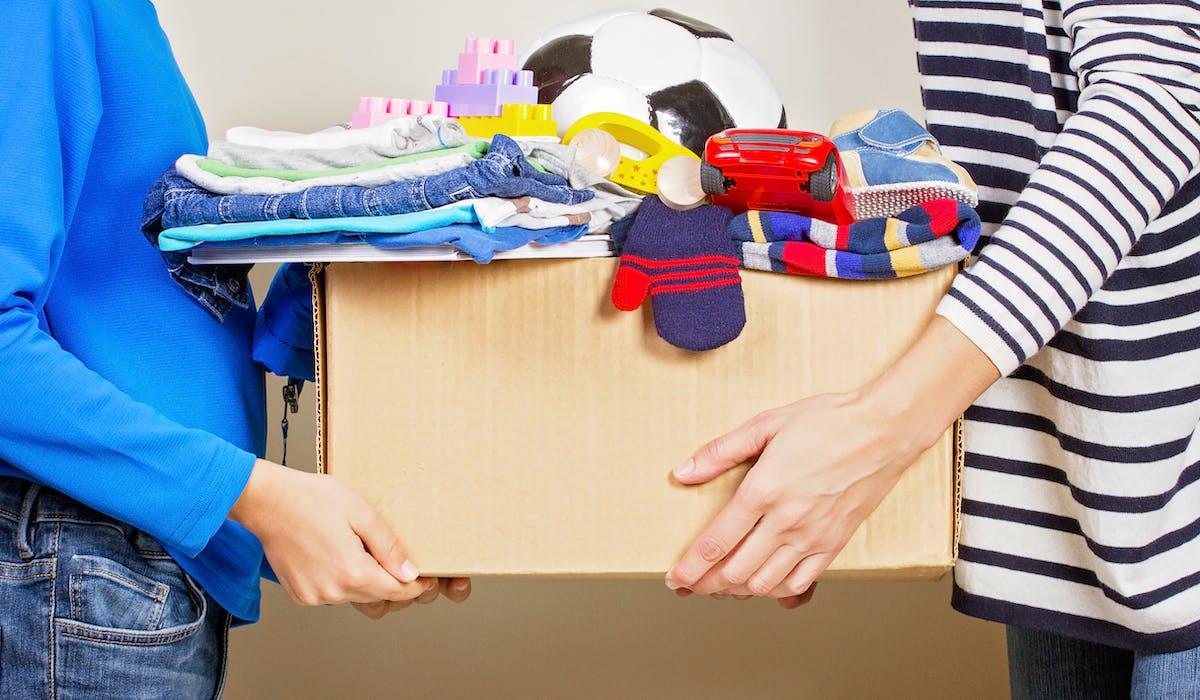 Recycler Toutes Les Adresses Pour Donner Vos Vetements Appareils Et Meubles Dossier Familial