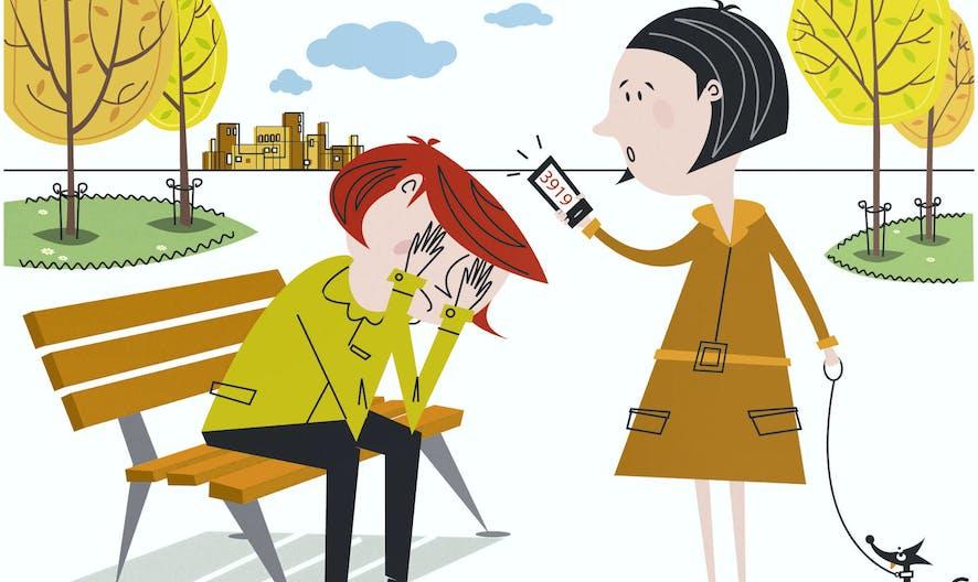 Comment aider une victime de violences conjugales