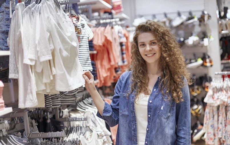 Les vêtements seraient éligibles au crédit d'impôt envisagé.