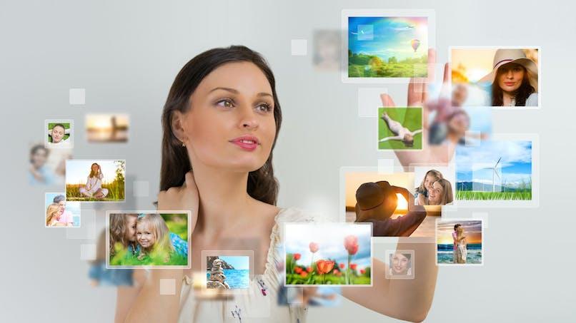 Créer un album photos personnalisé