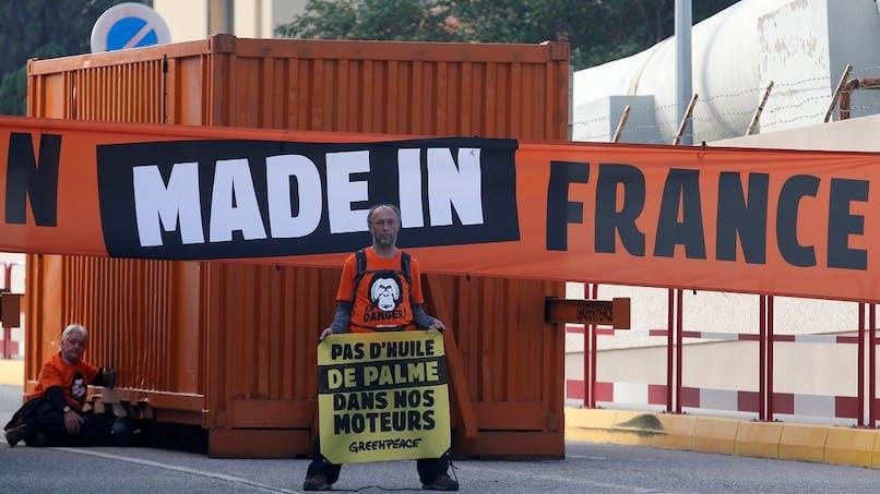 Biocarburants : l'huile de palme bientôt exclue de l'avantage fiscal