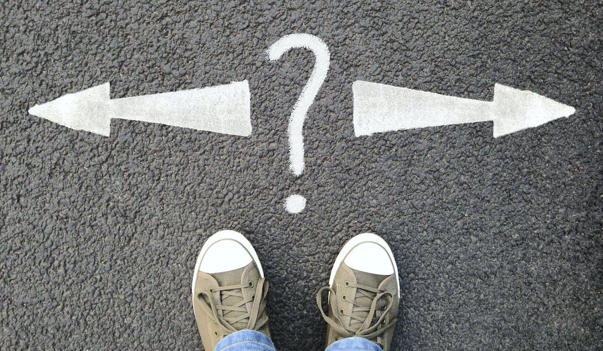 Avec ou sans projet, un étudiant doit se faire accompagner par un professionnel pour sa réorientation.