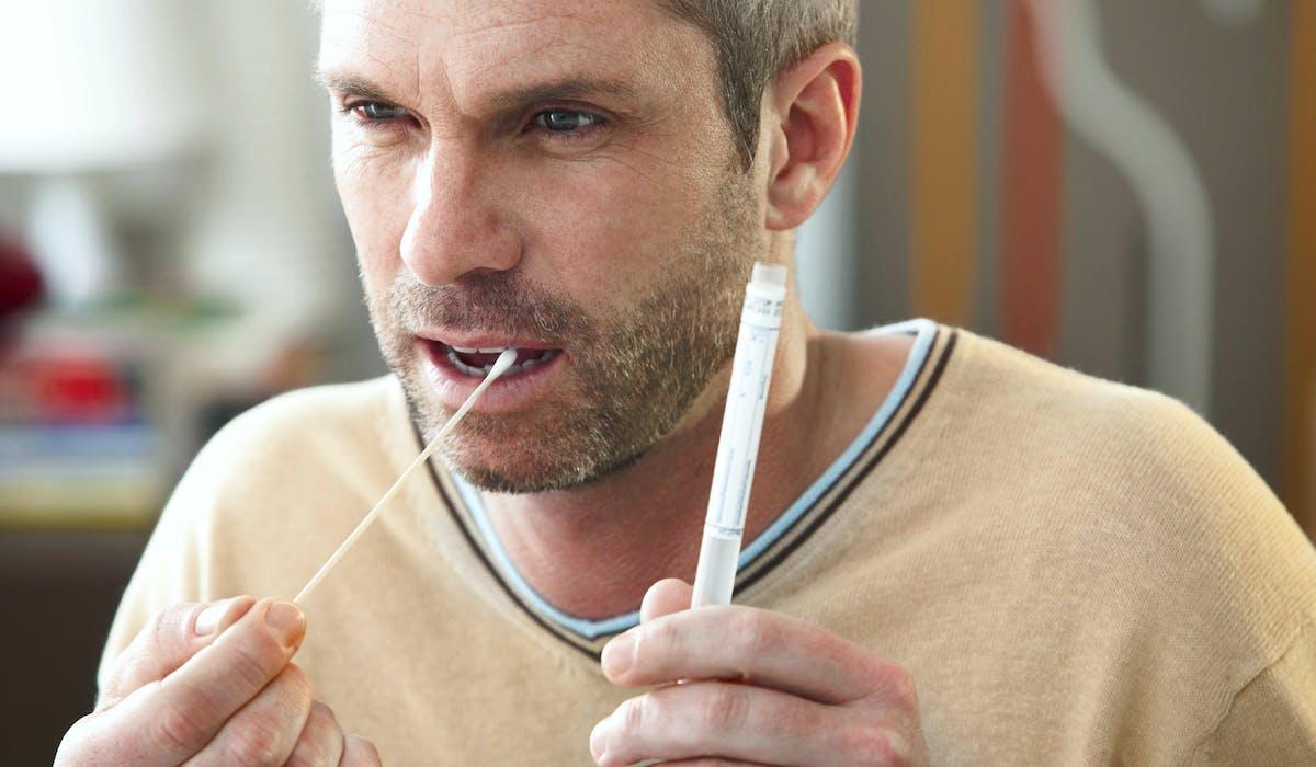 Les procédures de réalisation des tests ADN par Internet ne sont pas sûres.