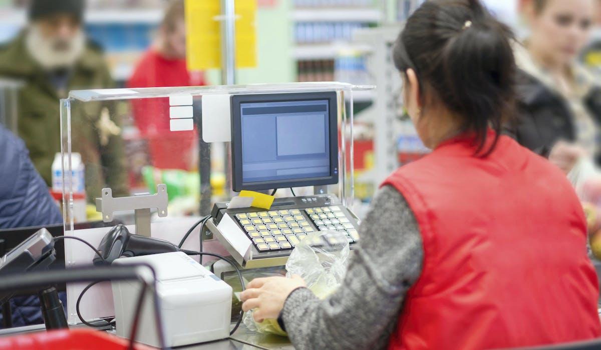 L'amendement est destiné à mettre fin à l'impression systématique des tickets de caisse.