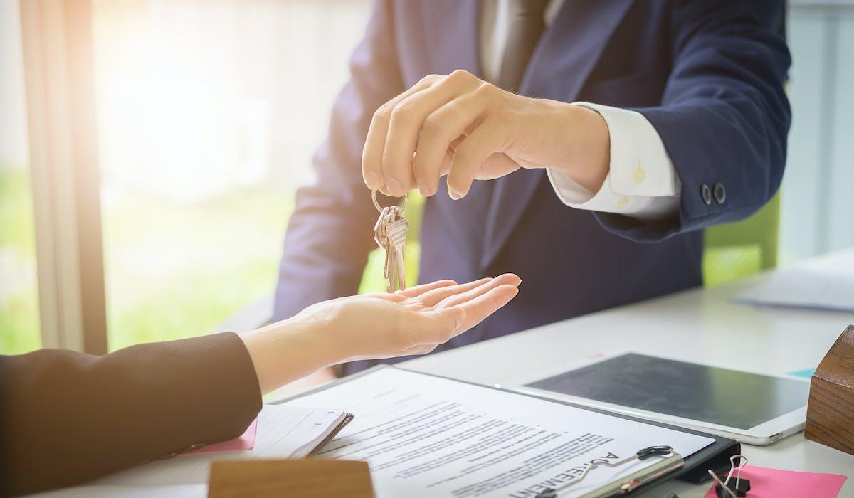 Les frais d'une agence immobilière
