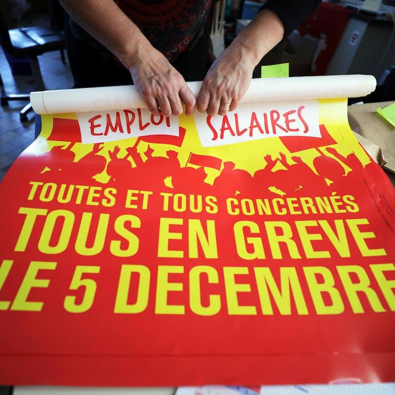 Grève à la RATP et à la SNCF: faire face à un conflit avec votre employeur en cas de retard