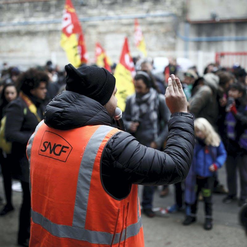 RATP, SNCF, secteur privé, fonction publique: les grévistes sont-ils payés?