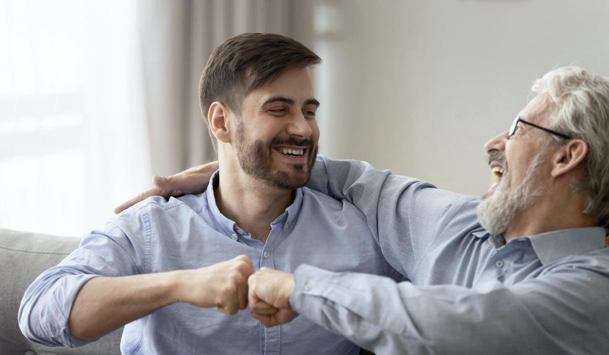 Avant de donner les rênes de l'entreprise à l'un de ses enfants, il lui est fortement conseillé d'acquérir une expérience ailleurs.