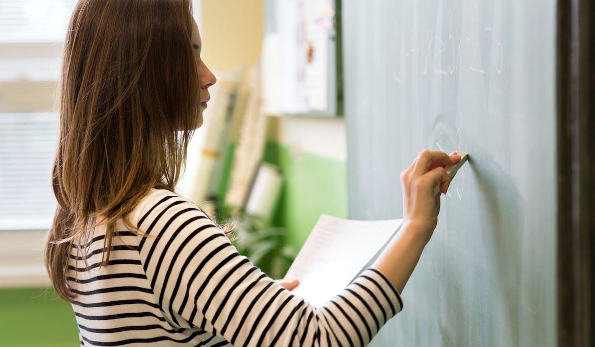 Certains enseignants sont en grève mardi 10 décembre.