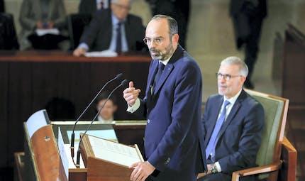 Réforme des retraites: ce qu'il faut retenir du discours d'Edouard Philippe