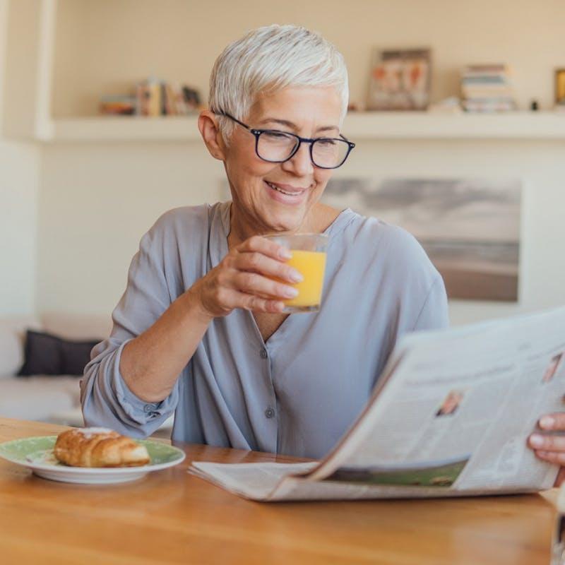 Logement : louer est plus difficile pour une femme retraitée