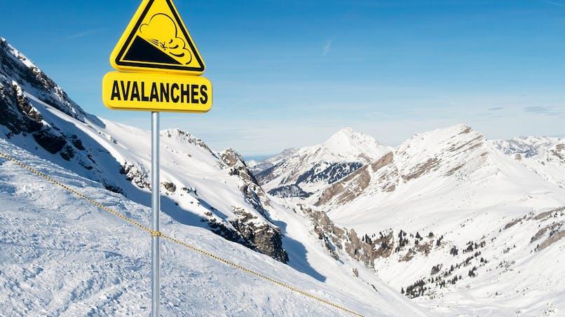 Montagne : que faire en cas de vigilance avalanches ?