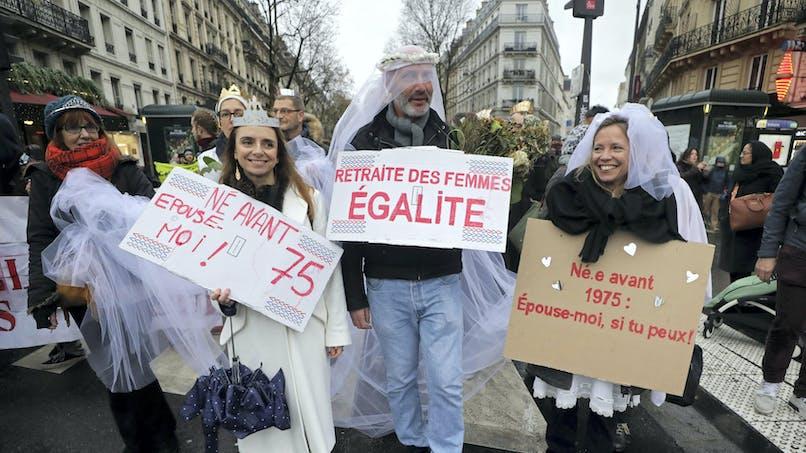 Les femmes, «grandes gagnantes» de la réforme des retraites?