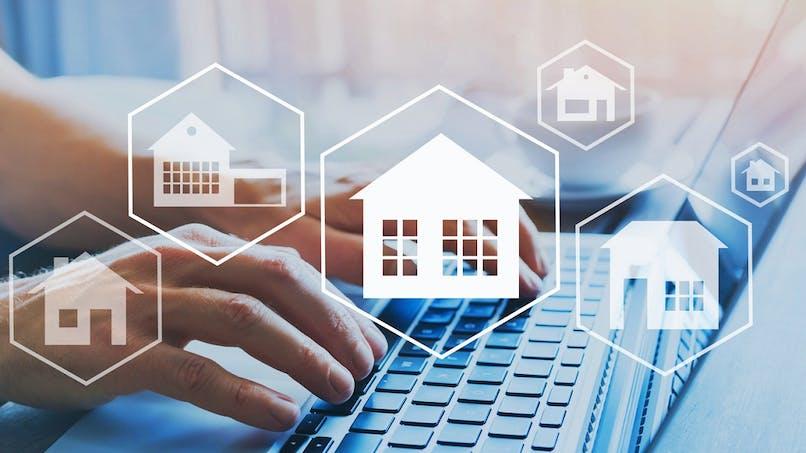 Trouver un logement à louer sur Internet