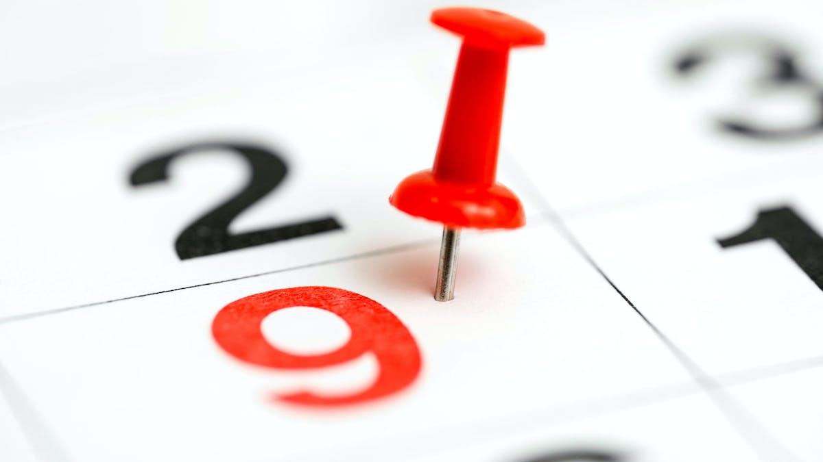 Dans la plupart des départements, les retraités du privé reçoivent leur pension le 9 du mois.