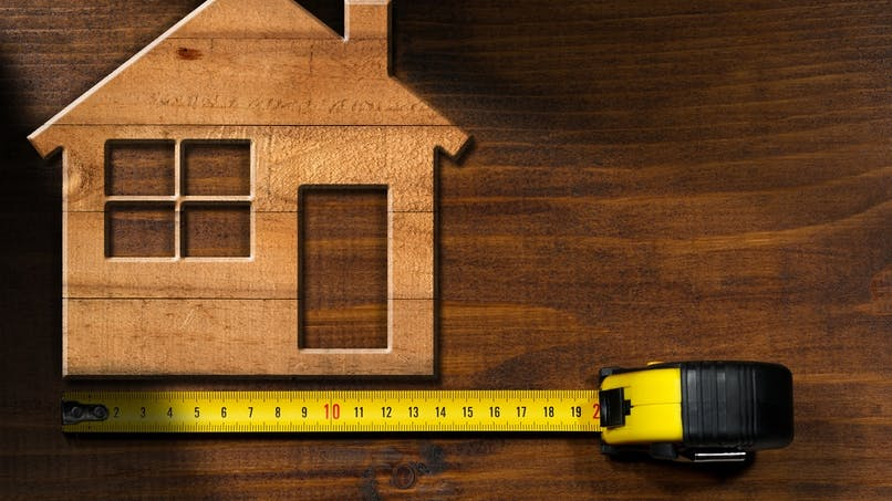 Construction : comment se calcule la surface de plancher d'un logement ?