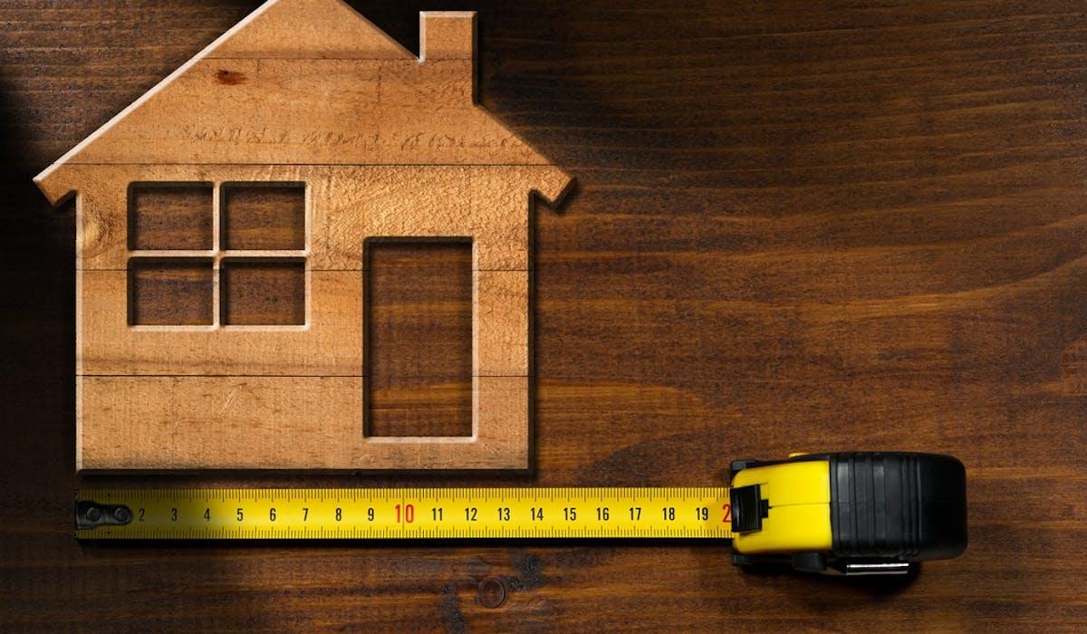 Calcul de la surface totale de plancher