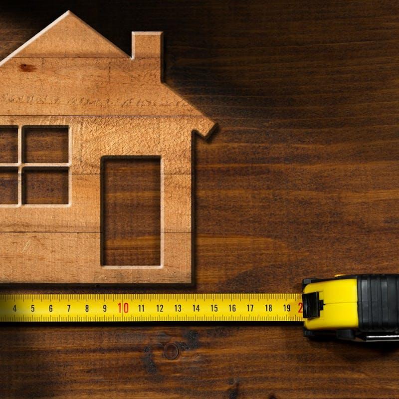Construction : comment se calcule la surface de plancher d'un logement ?