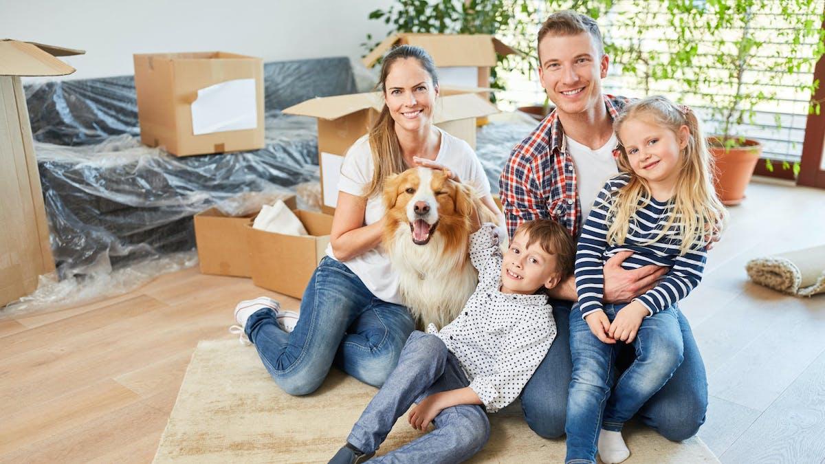 Dans le cas d'une mutation, se pose la question de l'achat ou de la location de son nouveau logement.